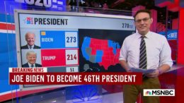 Kornacki Explains How Joe Biden Won Pennsylvania | MSNBC 5