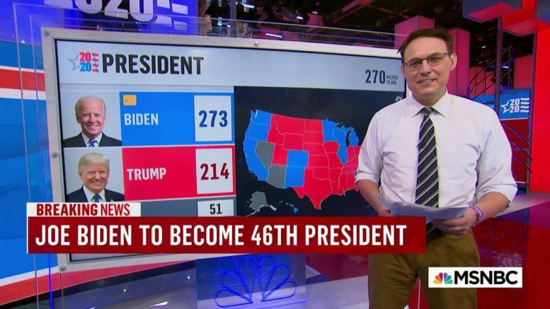 Kornacki Explains How Joe Biden Won Pennsylvania | MSNBC 1