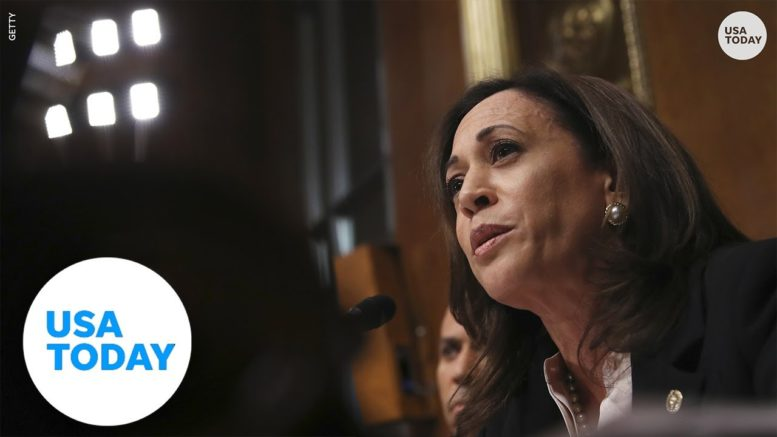 Kamala Harris has made history as the first woman elected to be vice president in the US 1