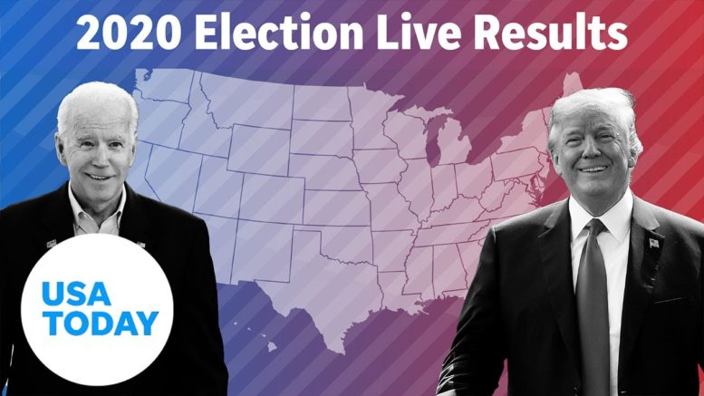 Live coverage of Joe Biden capturing the presidency | USA TODAY 1