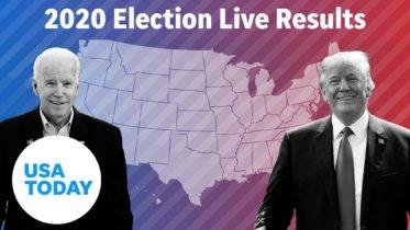 Live coverage of Joe Biden capturing the presidency | USA TODAY 10