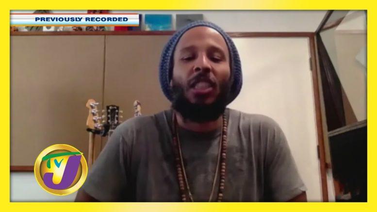 Ziggy Marley: TVJ Smile Jamaica Interview - November 6 2020 1