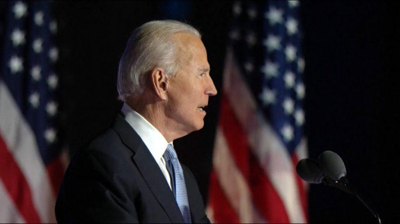 A look at U.S. President-elect Joe Biden's victory speech 1