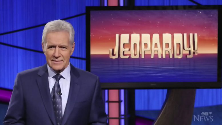 Canadian-born longtime Jeopardy! host Alex Trebek dies at the age of 80 1
