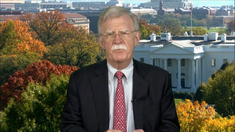 John Bolton calls Trump's voting fraud claims 'disgraceful' 1
