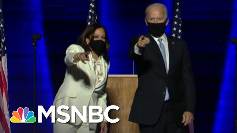 Joe Biden Plans To Issue Multiple Executive Orders Upon Transition Into White House | MSNBC 1
