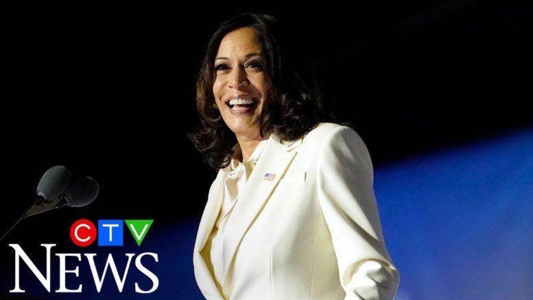 Kamala Harris' VP win inspires women, minorities 1