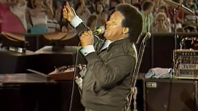 CTV News Archive: 1985 interview with Chubby Checker 1