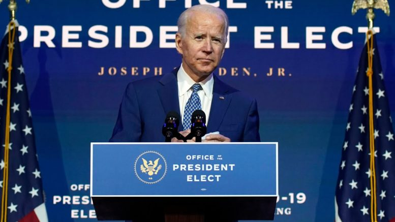 Will Biden give Canada more support in the Meng dispute? 1