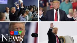 US election: Ten stunning moments from Donald Trump's presidency 1