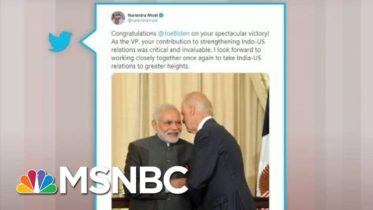 World Leaders React To Joe Biden's Victory | Morning Joe | MSNBC 6