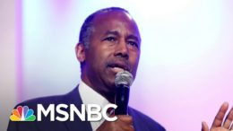 Secy. Ben Carson Tests Positive For Coronavirus | Craig Melvin | MSNBC 5