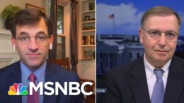 Peter Baker: 'This Contest Is Really Over' | Craig Melvin | MSNBC 4