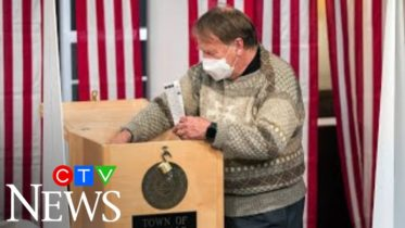Biden takes all 5 votes in tiny New Hampshire township 6