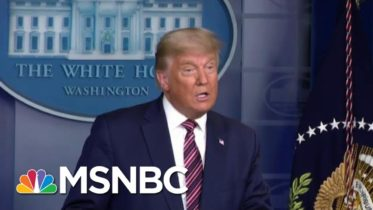 'Loser': Trump Goes Quietly In Defeat To Biden | The Beat With Ari Melber | MSNBC 6