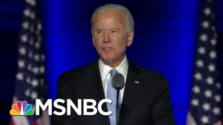 Top Dem Carville Credits Black Turnout For Biden Win | The Beat With Ari Melber | MSNBC 1
