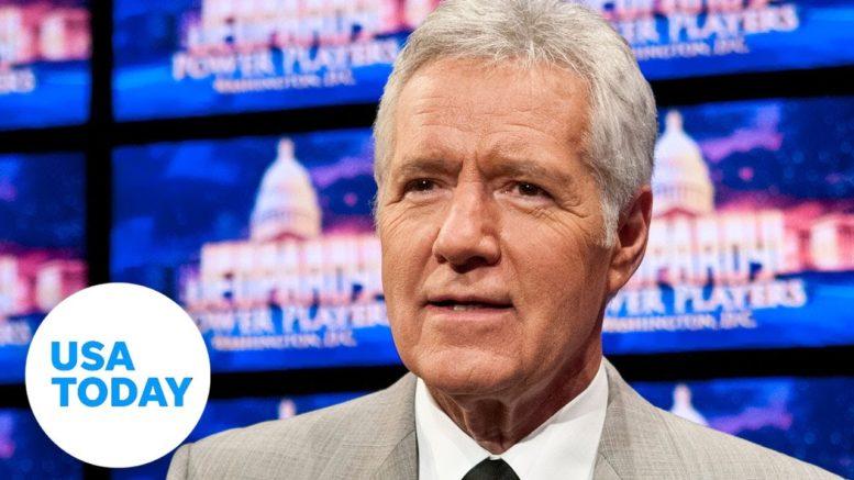'Jeopardy!' host Alex Trebek dies at age 80 | USA TODAY 1