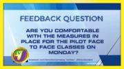 TVJ News: Feedback Question - November 6 2020 3
