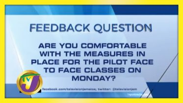TVJ News: Feedback Question - November 6 2020 6