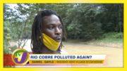 Rio Cobre Polluted Again? - November 6 2020 2