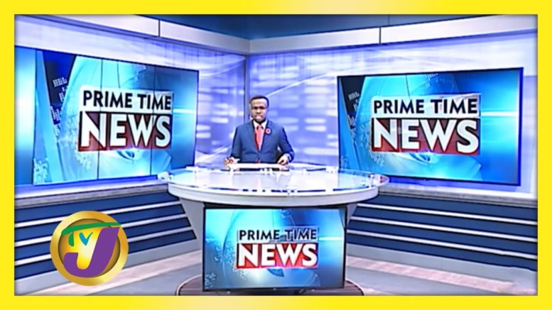 TVJ News: Headlines - November 7 2020 1