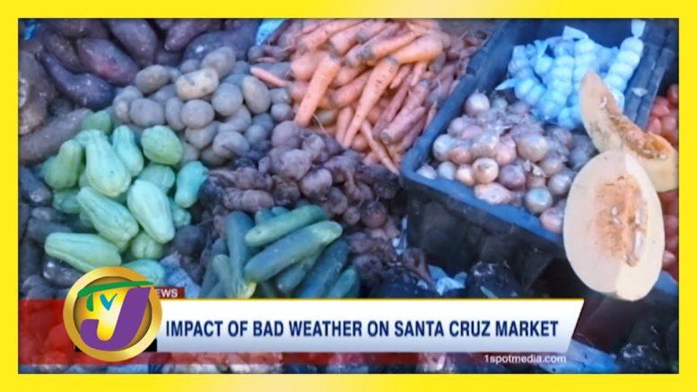 Impact of Bad Weather on Santa Cruz Market - November 7 2020 1