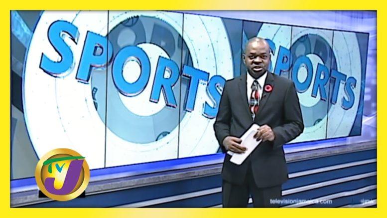 TVJ Sports News: Headlines - November 7 2020 1