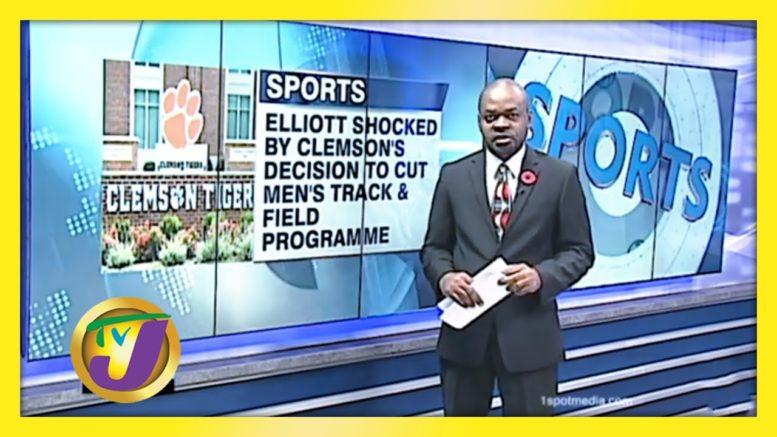 Elliott Shocked by Clemson University's Decision - November 7 2020 1