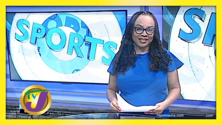 TVJ Sports News: Headlines - November 8 2020 1