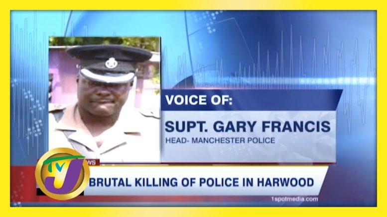 Brutal Killing of Police in Harwood - November 8 2020 1