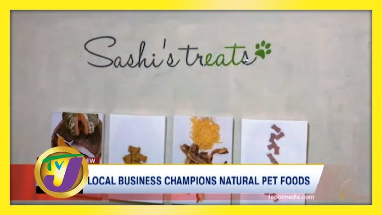 Local Business Champions Natural Pet Foods - November 8 2020 1