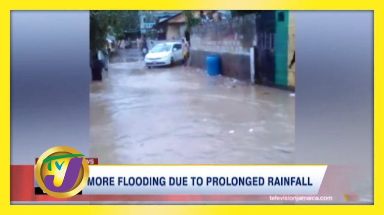 More Flooding Due to Prolonged Rainfall - November 8 2020 1