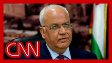 A look back at the PLO's Saeb Erekat's life and career 6