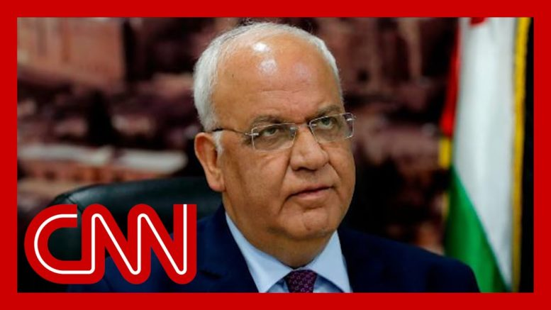 A look back at the PLO's Saeb Erekat's life and career 1