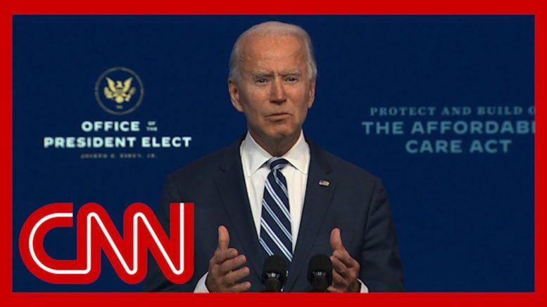 Biden on Trump's refusal to concede: It's an embarrassment 1