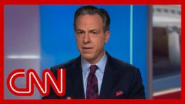'Chilling to hear': Tapper reacts to Pompeo's refusal to acknowledge Biden win 9