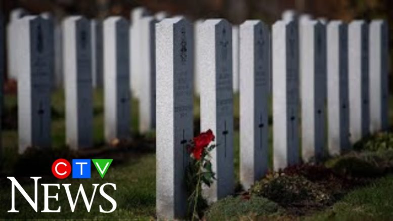 Veteran determined to bring dignity to fallen soldiers 1