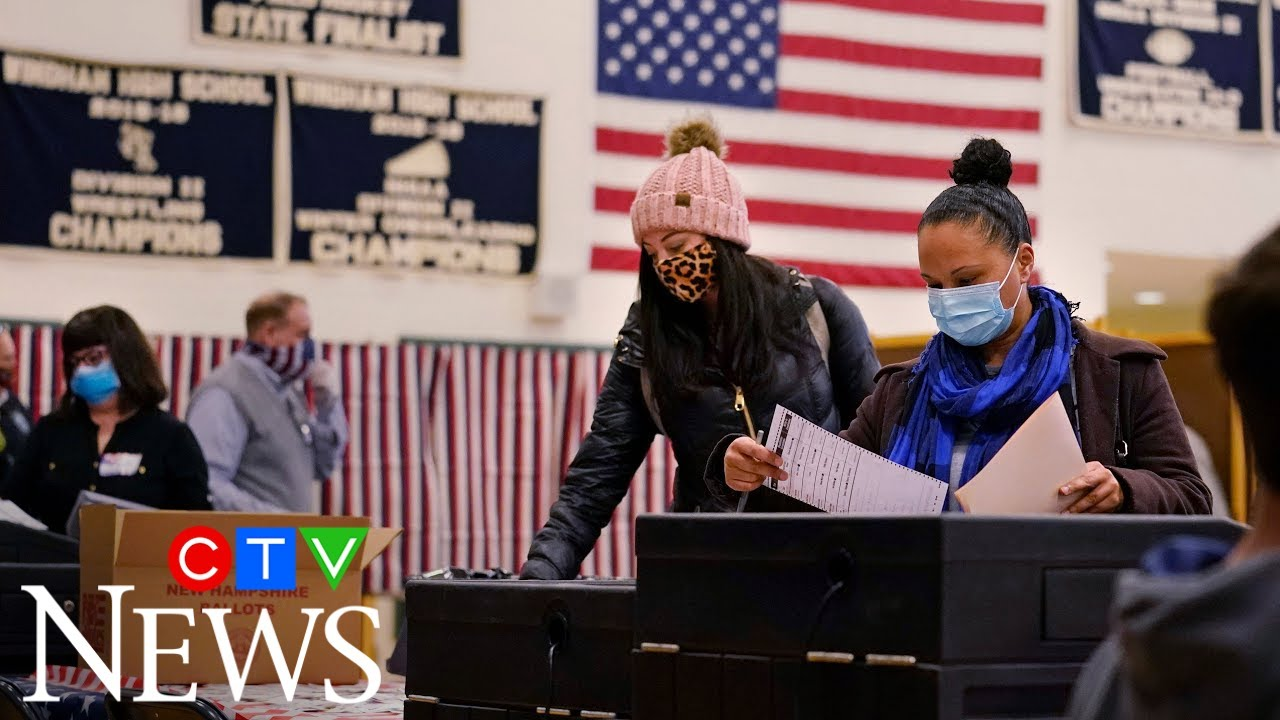 US election: COVID-19 pandemic created a presidential race like no other 8