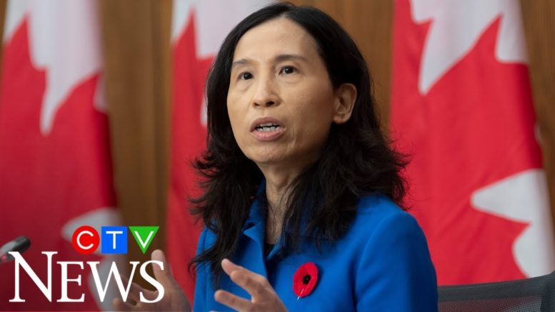 Dr. Theresa Tam issues warning over COVID-19 case surge: 'We have yet to bend the curve' 1