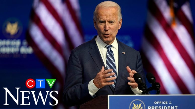 'An embarrassment': Biden on Trump's refusal to concede 1