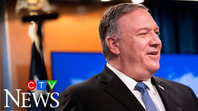 Mike Pompeo says will be transition to 'second Trump' term 1