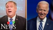 Pompeo says there will be a smooth transition to 'second Trump' term. Here's how Joe Biden reacted 4