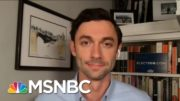 Ossoff Reacts To Perdue Calling For Resignation Of Ga. Sec. Of State | All In | MSNBC 4
