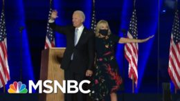 Chris Hayes: Biden Won—And It Wasn't Close | All In | MSNBC 5