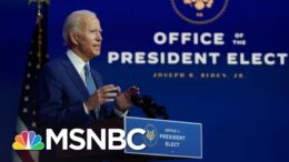 Biden Is Getting To Work While Trump Is Refusing To Concede | The 11th Hour | MSNBC 7