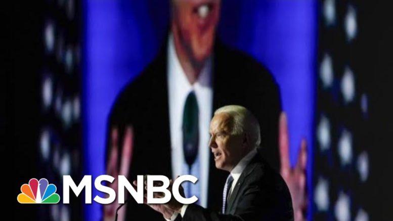 Republicans Back Trump's Resistance To Concede   Morning Joe   MSNBC 1