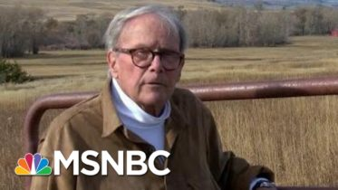 Tom Brokaw Has Ideas On How To Unify The Country   Morning Joe   MSNBC 6