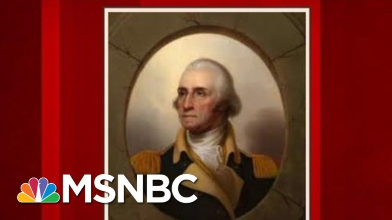 What Washington Learned In The French And Indian War | Morning Joe | MSNBC 1
