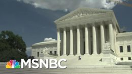 Supreme Court Hears Arguments In Challenge To Affordable Care Act | Andrea Mitchell | MSNBC 7