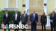 Sen. Murphy: Trump 'Is Jeopardizing American National Security' | Andrea Mitchell | MSNBC 4